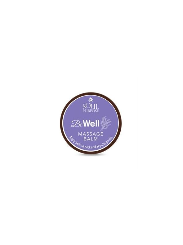 Be Well Massage Balm - 1/2 oz.
