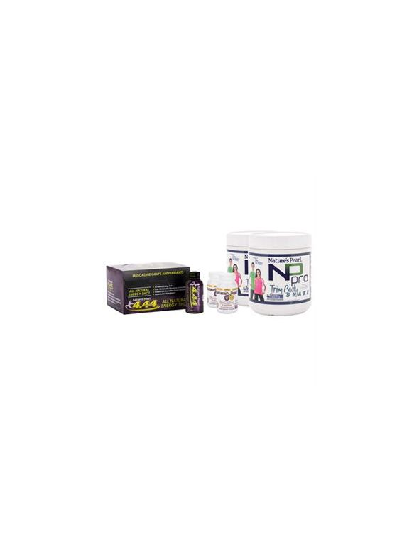 Mission 20 Nutrition Pack