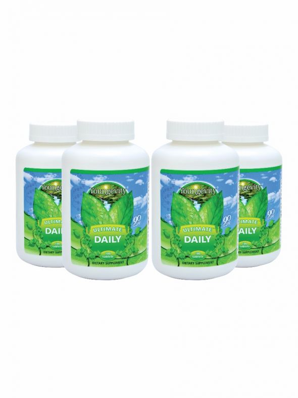 Ultimate Daily™ - 180 tablets (4 Pack)