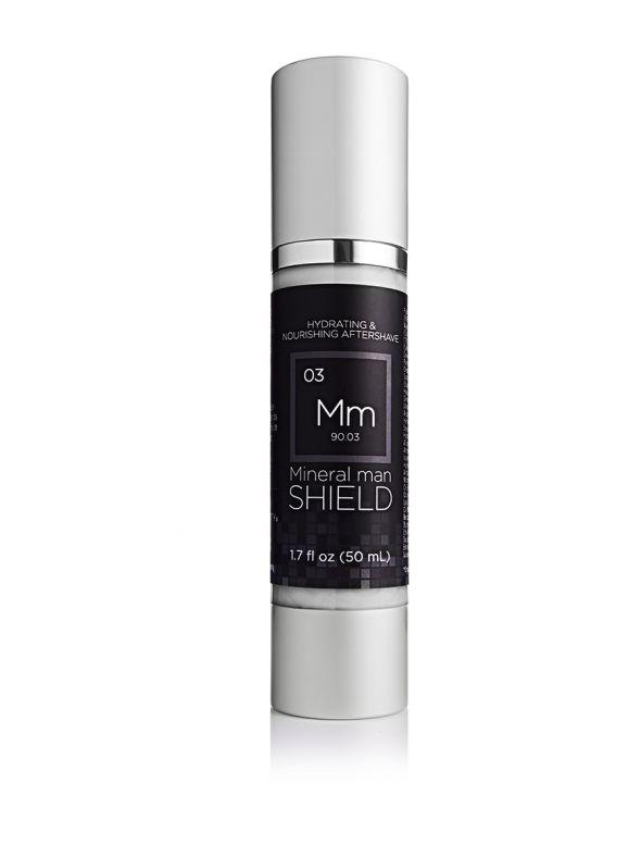 Mineral Man Shield (Aftershave/Moisturizer)