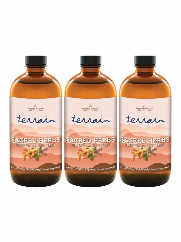 Terrain Sacred Herb (3 Pack)