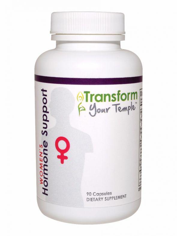 Transform Your Temple™ - Women's Hormone Support