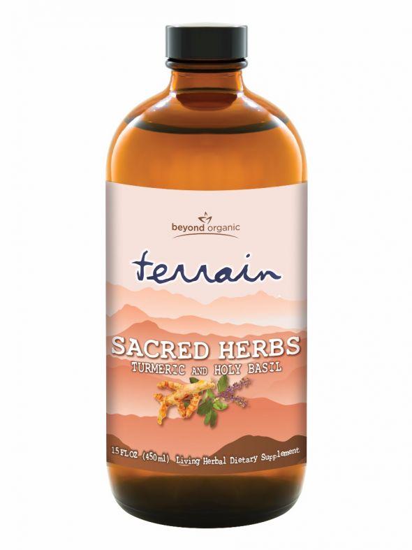 Terrain Sacred Herbs