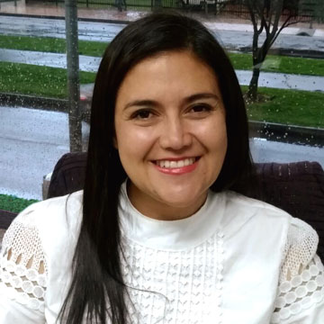 Angela Sierra, Colombia Country Manager